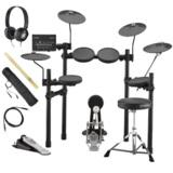 YAMAHA / DTX432KUPGS 電子ドラム ヤマハ純正ヘッドホンとスティックセット 商品画像