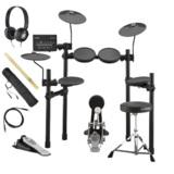 YAMAHA / DTX452KS 電子ドラム ヤマハ純正ヘッドホンとスティックセット 商品画像