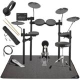 YAMAHA / DTX432KUPGS 3シンバル 電子ドラム マット付き オリジナルスターターパックver2 商品画像