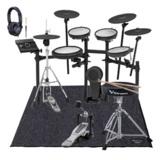 Roland 電子ドラム TD-17KVX-S ドラムアクセサリーパック・プラスマット オプションフルセット 商品画像