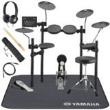 YAMAHA / DTX452KUPGS 電子ドラム ヤマハ純正ヘッドホンとスティックとマットセット 商品画像