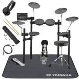 YAMAHA / DTX452KUPGS 3シンバル 電子ドラム 純正マット付き オリジナルスターターパック 商品画像