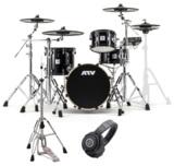 ATV / aDrums artist Standard Set ADA-STDSET 3シンバルセット HHスタンドとヘッドホンM40x付き 商品画像