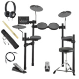 YAMAHA / DTX402KS 電子ドラム ヤマハ純正ヘッドホンとスティックセット 商品画像