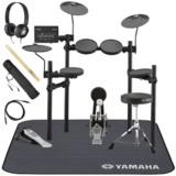 YAMAHA / DTX432KS 電子ドラム ヤマハ純正ヘッドホンとスティックとマットセット 商品画像