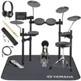 YAMAHA / DTX432KUPGS 電子ドラム ヤマハ純正ヘッドホンとスティックとマットセット 商品画像