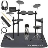YAMAHA / DTX452KS 電子ドラム ヤマハ純正ヘッドホンとスティックとマットセット 商品画像