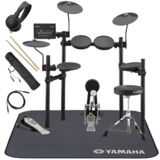 YAMAHA / DTX452KS 電子ドラム 純正マット付き オリジナルスターターパック 商品画像