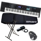Roland ローランド / JUNO-DS76【スタートセット!】76鍵盤シンセサイザー 商品画像