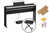CASIO カシオ / PX-S1000BK【椅子セット!】(ブラックカラー) デジタルピアノ 商品画像