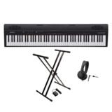 Roland ローランド / GO-88P(GO:PIANO88)【スタンド&ヘッドホンセット!】88鍵盤 エントリー・キーボード 商品画像