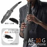 Roland ローランド / Aerophone AE-10G グラファイトブラック エアロフォン 商品画像