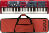 nord ノード / Nord Stage 3 Compact 【ケースセット!】《数量限定:キーボードスタンドQuiklok M91 付き!》 商品画像