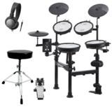 Roland 電子ドラム TD-1KPX2 ドラムスローンとヘッドホンセット / キックペダル別売 商品画像