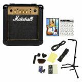 Marshall / MG10 アンプ&アクセサリー12点セット エレキギタースターターセット 入門セット 商品画像