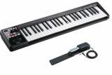 Roland ローランド / A-49 BK ブラック 【DP-10ペダルセット!】 49鍵盤MIDIキーボード 商品画像