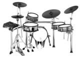 Roland / 電子ドラム システム TD-50KV + KD-140-BC + MDS-Stage TAMAハイハットスタンドとスネアスタンド付き 商品画像