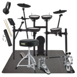 Roland / TD-07KV 電子ドラム TAMAツインペダル・スターターパック マットセット 商品画像