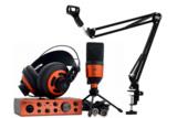 ESI / U22 XT cosMik Set スタジオ・レコーディング・バンドル 限定特典アームスタンド付! 商品画像