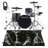 Roland 電子ドラム VAD503 オリジナルスターターパック TAMAドラムラグセット 商品画像