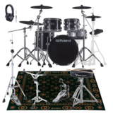 Roland 電子ドラム VAD506 オリジナルスターターパック TAMAドラムラグセット 商品画像