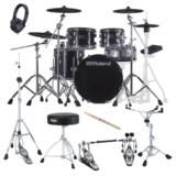 Roland 電子ドラム VAD506 TAMAツインペダルスターターパック 商品画像