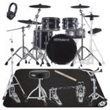 Roland 電子ドラム VAD506 TAMAツインペダルスターターパック プロラケ・マットセット 商品画像