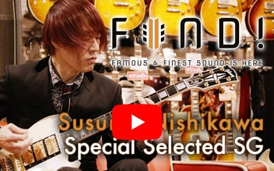 FIND! Vol.7 Susumu Nishikawa Special Selected SG