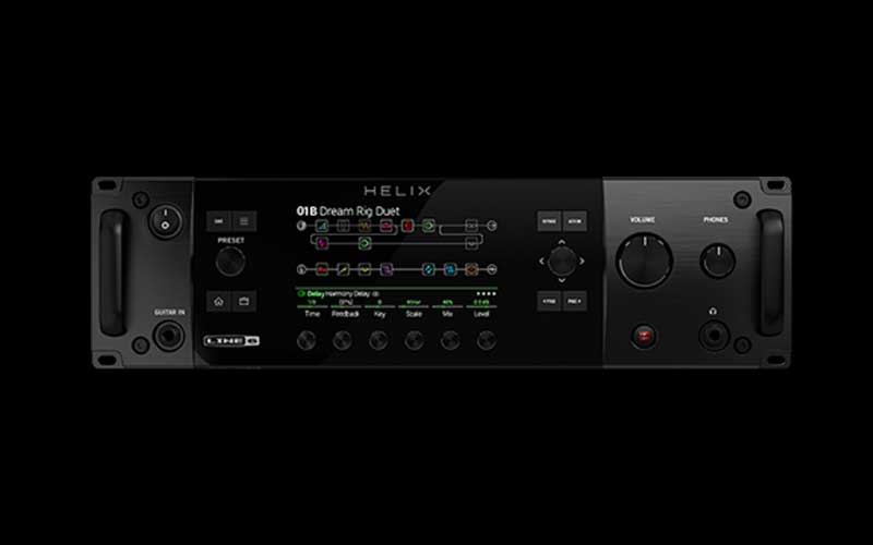 Line 6 - Helix Rack Black