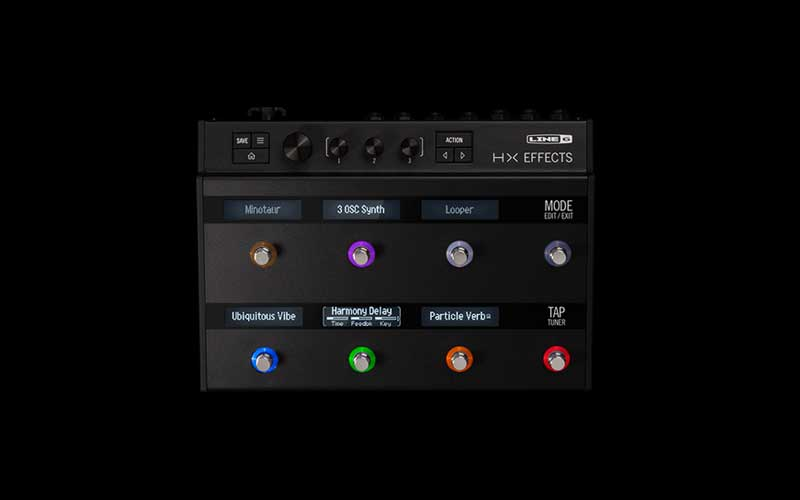 Line 6 - HX Effects Black