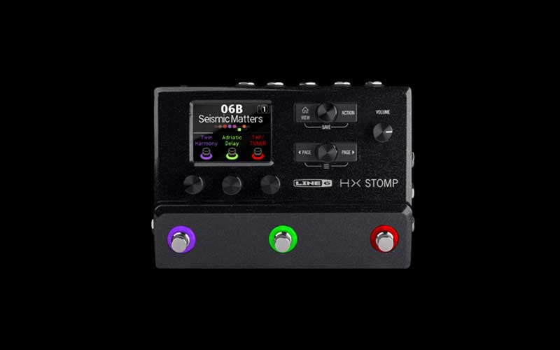 Line 6 - HX Stomp Black