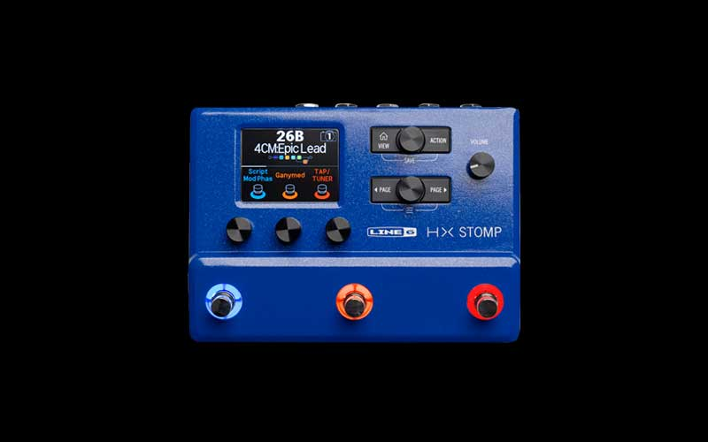 Line 6 - HX Stomp Lightning Blue