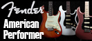 Fender 2019 American Performer Series