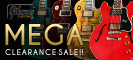 Gibson Custom Mega Clearance Sale!!