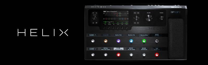 新時代のプロセッサー「Kemper × Fractal Audio Systems × Helix」徹底比較【イシバシ楽器】