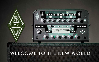 Kemper | WELCOME TO THE NEW WORLD【イシバシ楽器】