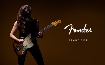 Fender - Brand Site