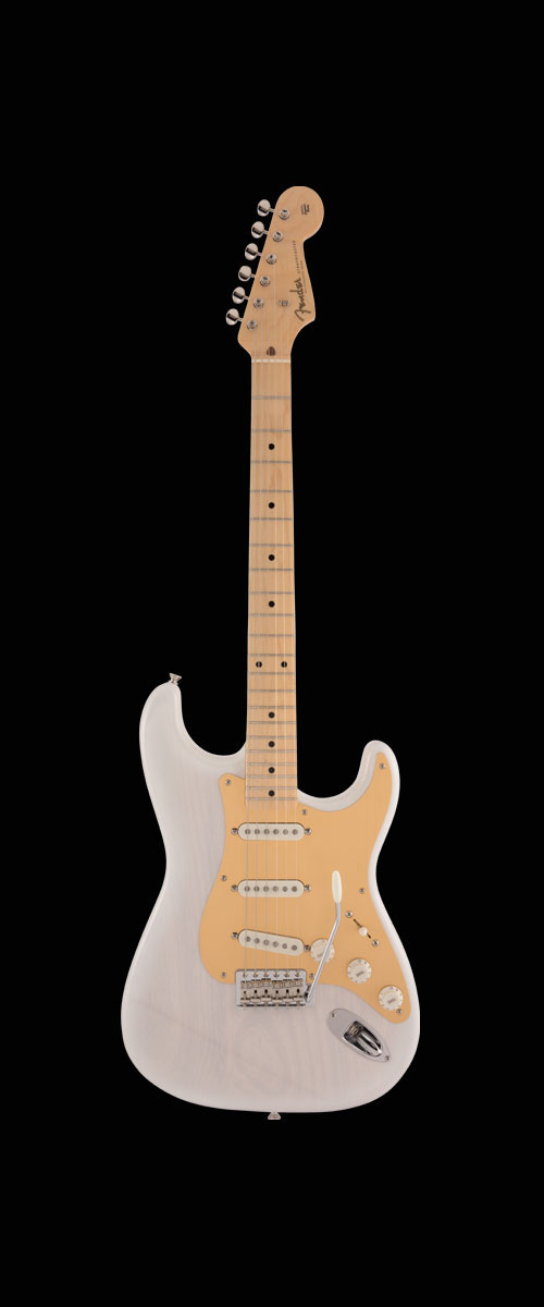 MADE IN JAPAN HERITAGE 50s STRATOCASTER   Maple Fingerboard White Blonde