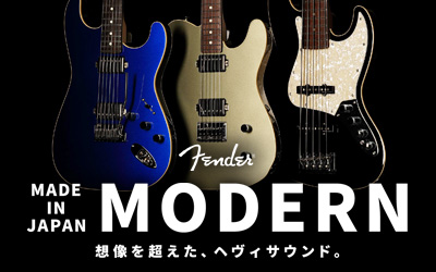 Fender / Made in Japan Modern Series