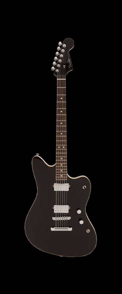 2019 MADE IN JAPAN MODERN JAZZMASTER   Selected Rosewood Black
