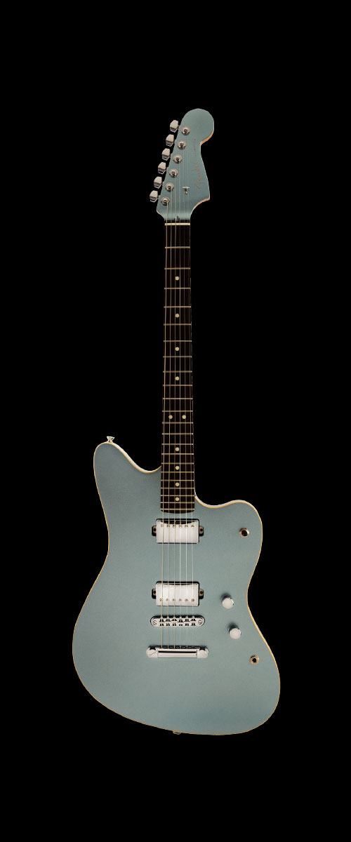 2019 MADE IN JAPAN MODERN JAZZMASTER   Selected Rosewood Mystic Ice Blue