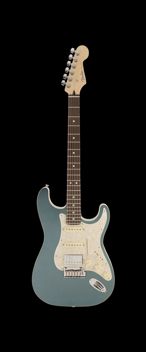2019 MADE IN JAPAN MODERN STRATOCASTER HSS  Selected Rosewood Mystic Ice Blue