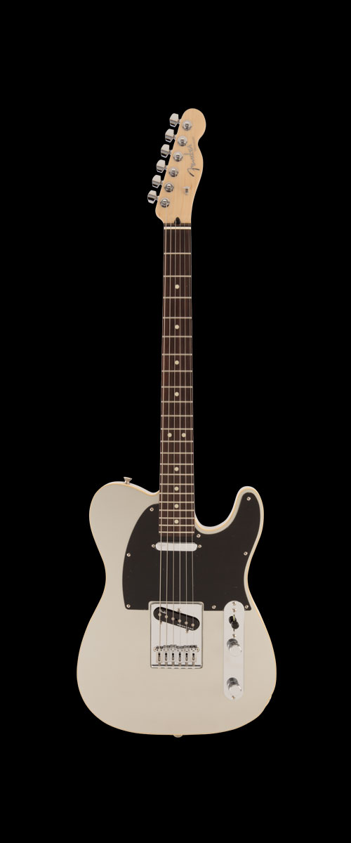 2019 MADE IN JAPAN MODERN TELECASTER   Selected Rosewood Inca Silver