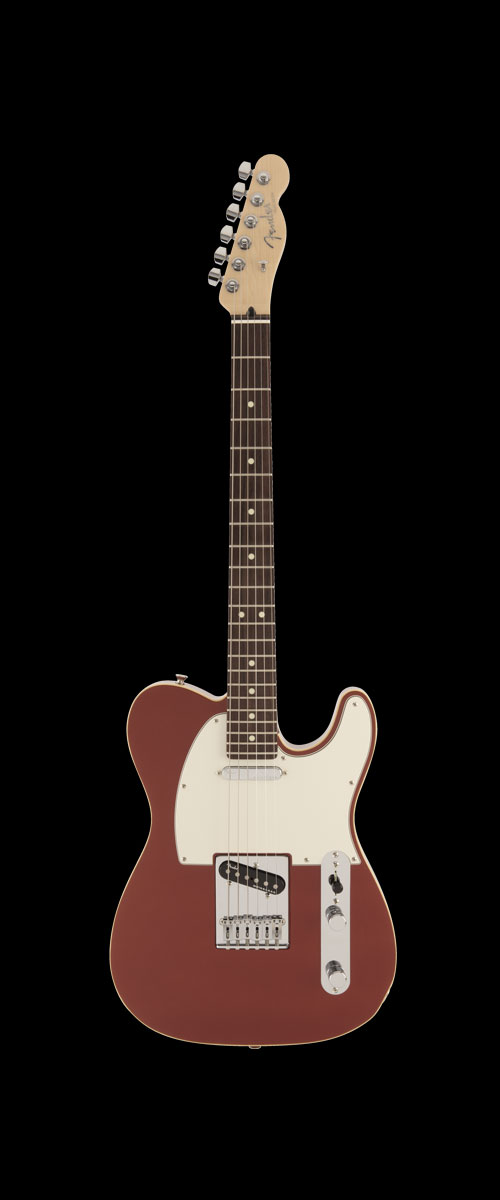 2019 MADE IN JAPAN MODERN TELECASTER   Selected Rosewood Sunset Orange Metallic