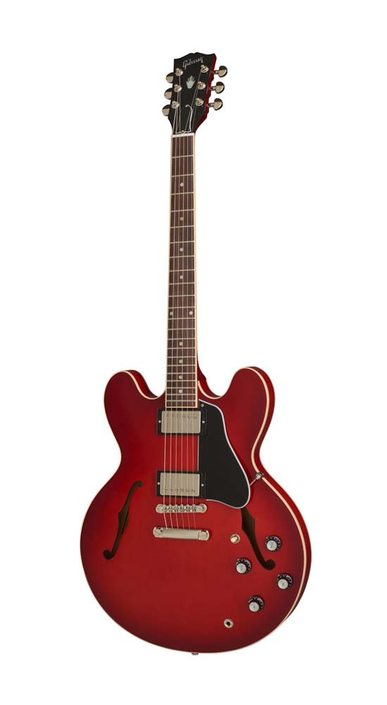 ES-335 DOT     2019 Antique Faded Cherry