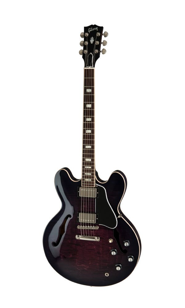 ES-335 Figured     Purple Burst