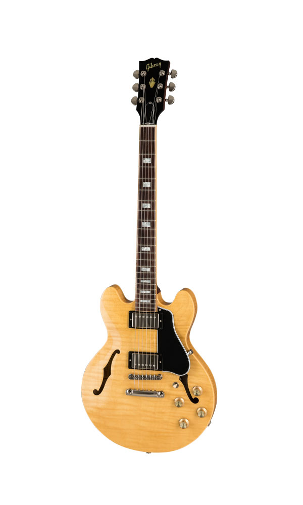 ES-339 Figured     2019 Dark Natural