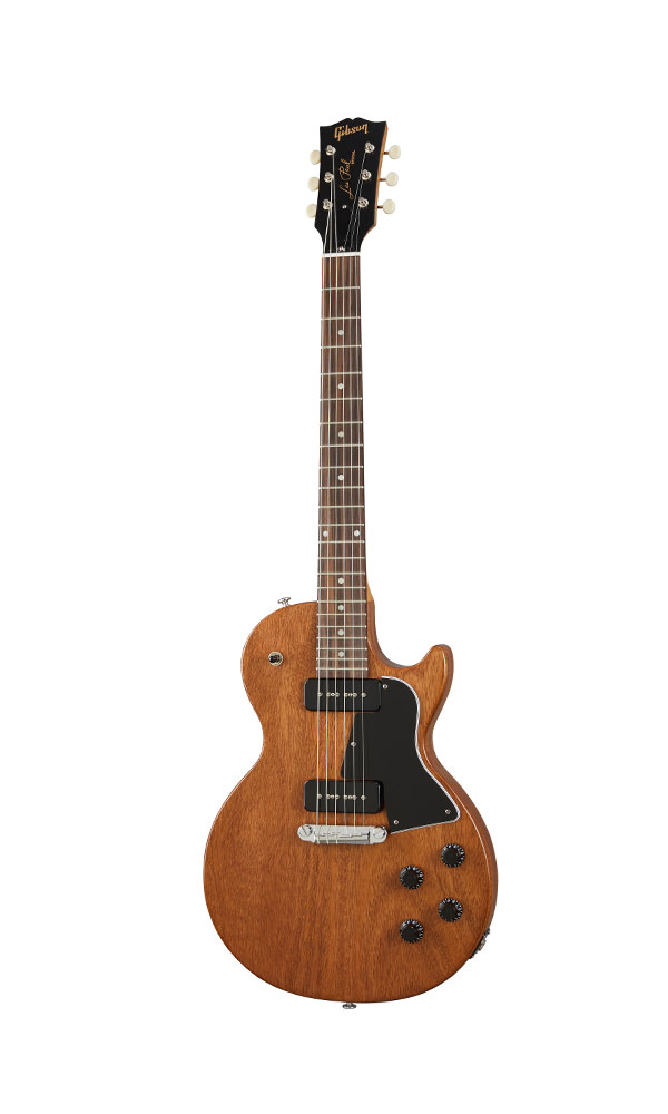 Les Paul Special  Tribute  P-90 Natural Walnut
