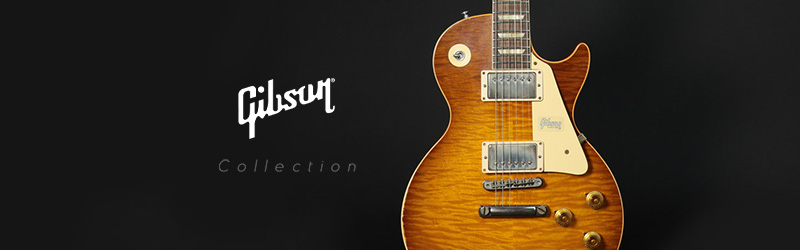 Gibson Collection 特集ページ
