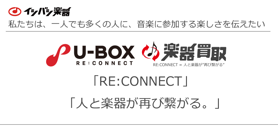 RE:CONNECTとは